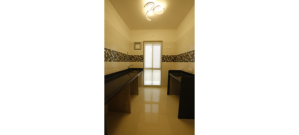 Orbit 1BHK Kitchen
