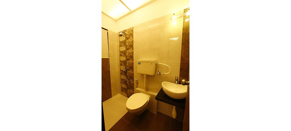 Orbit 2BHK Master Bedroom Toilet